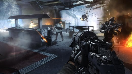Wolfenstein: The New Order Review Screenshot