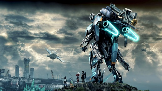 Xenoblade Chronicles X Review Screenshot