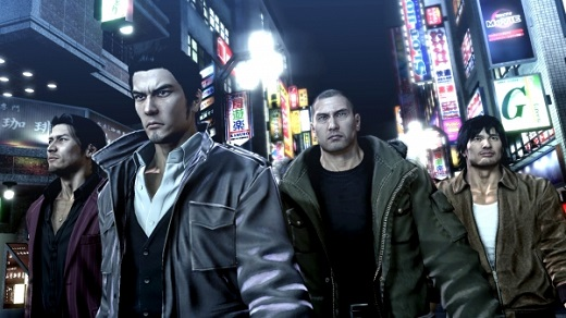 Yakuza 5 Review Screenshot