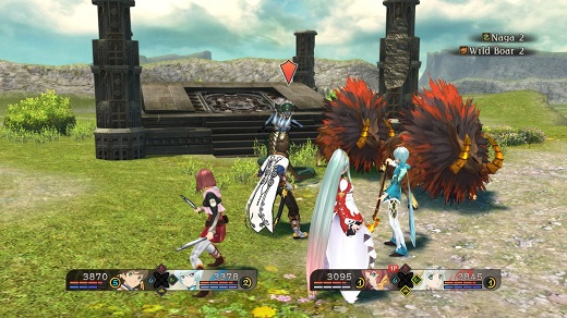 Tales of Zestiria Review Screenshot