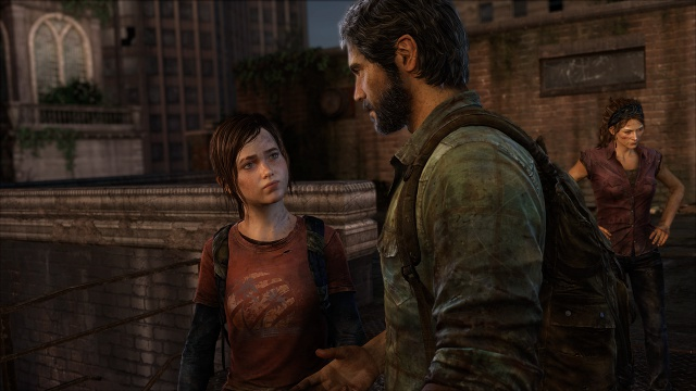A screenshot of The Last of Us