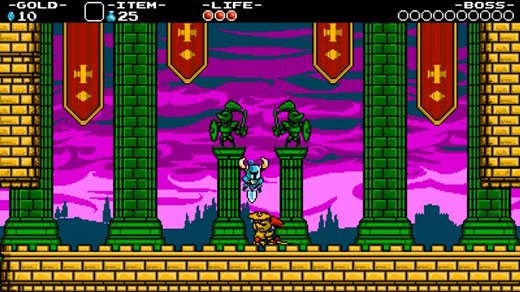 Shovel Knight Review Screenshot