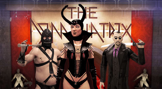 Saint's Row 4 Enter the Dominatrix