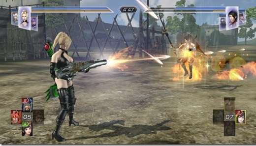 Warriors Orochi 3 Review Screenshot