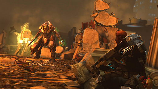 XCOM Enemy Within Review Screenshot