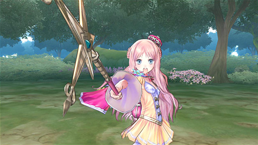 Atelier Meruru: The Apprentice of Arland Screenshot