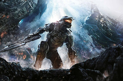 Awakening: The Art of Halo 4