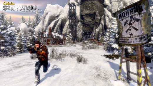 Cabela's Survival: Shadows of Katmai Screenshot