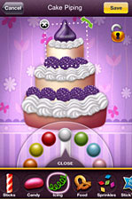 Cake Pop Party Screenshot