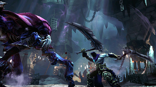 Darksiders II Screenshot