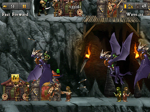 Defender Chronicles II: Heroes of Athelia Screenshot