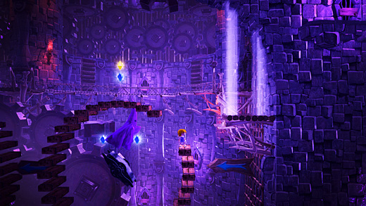Giana Sisters: Twisted Dreams Screenshot