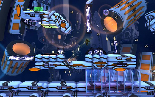Inertia: Escape Velocity Screenshot