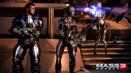 Mass Effect 3: From Ashes Screenshot
