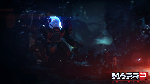 Mass Effect 3: Leviathan Screenshot