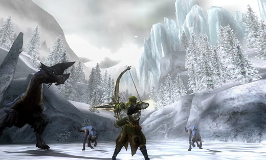 Monster Hunter 3 Ultimate (Nintendo 3DS) Screenshot