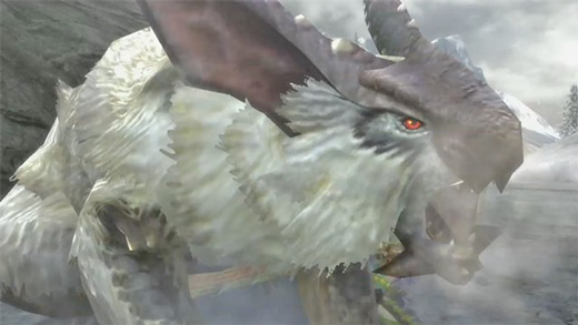 Monster Hunter 3 Ultimate (Wii U) Screenshot