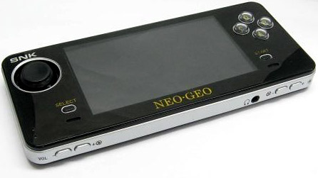 Neo Geo Pocket Device Image