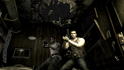 Resident Evil: Chronicles HD Collection Screenshot