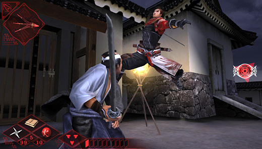 Shinobido 2: Revenge of Zen Screenshot