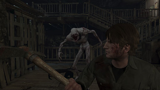 Silent Hill: Downpour Screenshot