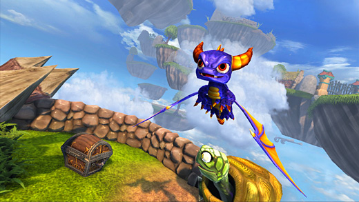 Skylander's Spyro's Adventure Screenshot