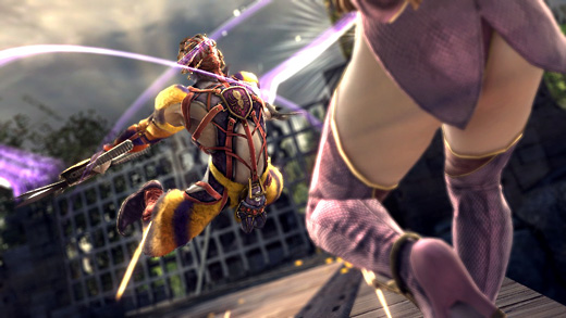 Soul Calibur V Screenshot