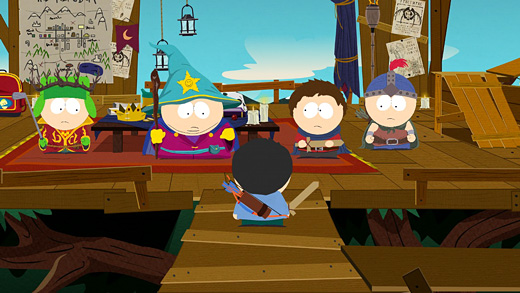 South Park: The Game Screenshot