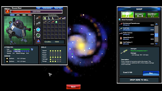 Star Prospector Screenshot