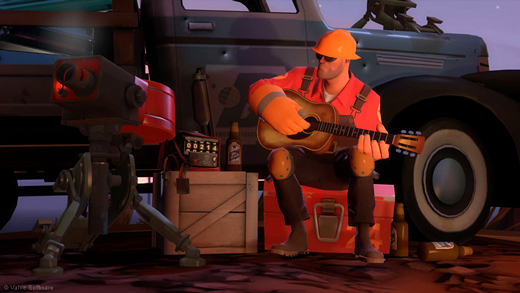 Team Fortress 2 (Engineer) Screenshot