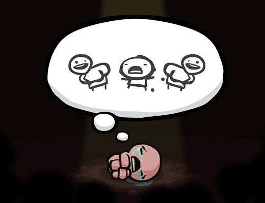 The Binding of Isaac Screenshot