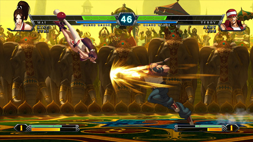 The King of Fighters XIII Screenshot