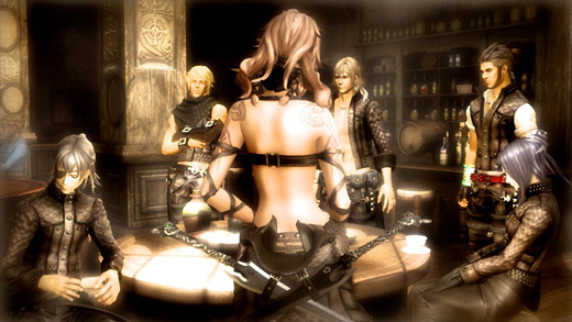 The Last Story Screenshot