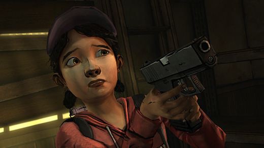 The Walking Dead: Episode 3—Long Road Ahead Screenshot