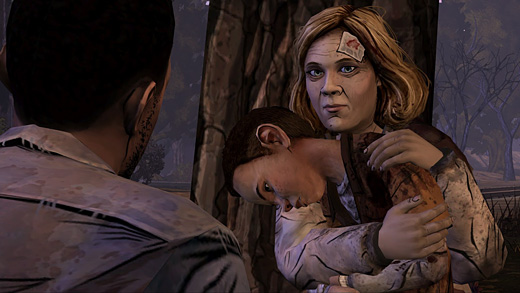 The Walking Dead: Episode Three—Long Road Ahead Screenshot