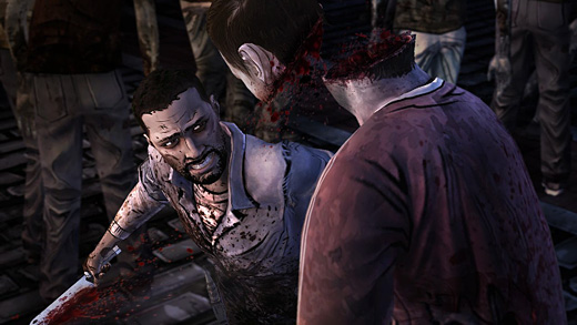 The Walking Dead: Episode Five—No Time Left Screenshot