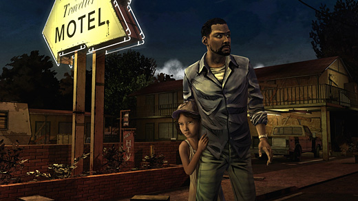 The Walking Dead: Episode One—A New Day Screenshot