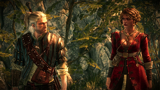 The Witcher 2: Assassins of Kings Enhanced Edition Screenshot