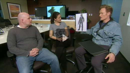 Conan O'Brien to appear in Halo 4?