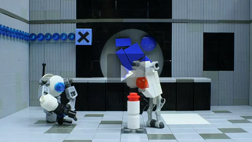 Video: Fifteen of 2011's games get the Lego treatment