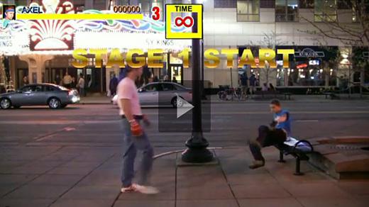 Video: Fans make Streets of Rage movie