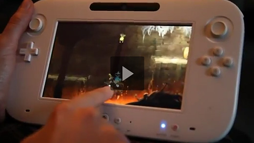 Video: Leaked Rayman Legends concept trailer shows Wii U in action
