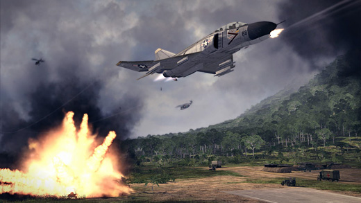 Air Conflicts: Vietnam Screenshot