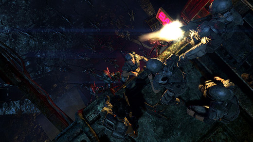 Aliens: Colonial Marines Screenshot