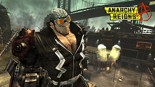 Anarchy Reigns Screenshot
