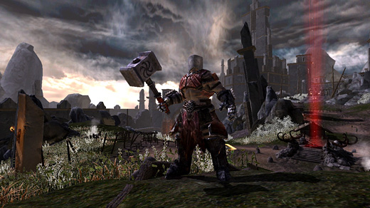 Ascend: New Gods Screenshot