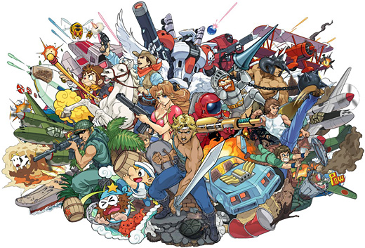 Capcom Arcade Cabinet Screenshot