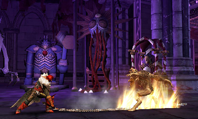 Castlevania: Lords of Shadow—Mirror of Fate Screenshot