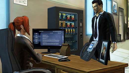 Cognition: Episode One—The Hangman Screenshot