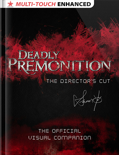 Deadly Premonition: The Director's Cut—The Official Visual Companion Screenshot